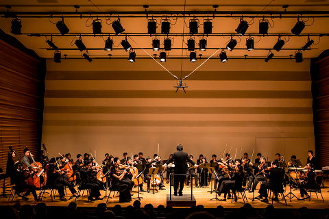 Tsinghua University Philharmonic Orchestra, Open a new window.